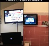 You know you've got a gaming problem when…