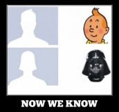 Finally we know…