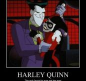 Harley Quinn finally did it…