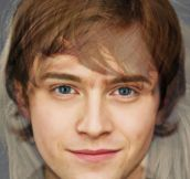 Harry, Ron and Hermione combined…
