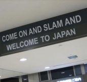 Space Japan…