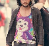 Jon Snow's fashion…