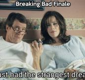Breaking Bad Finale…