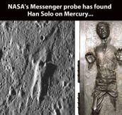 Evidence Star Wars really happened…