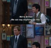 British people have a clear advantage…