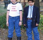 Vote for Pedro…