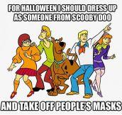 Brilliant Halloween idea…