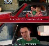 Why everybody loves Sheldon…
