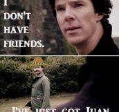 Mexican Sherlock…