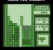 The reason video games make you violent…