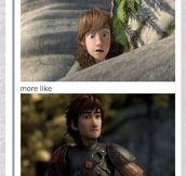 Hiccup? More like…