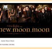 New Moon Moon…