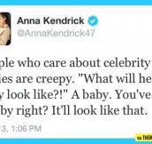 Celebrity babies…