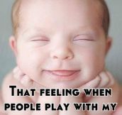 The best feeling ever…