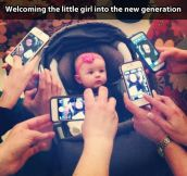 Welcome to the new generation…