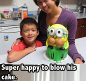 Hawaiian minion…