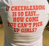 For those who make fun of male cheerleaders…