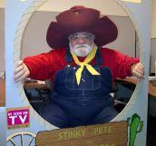 Stinky Pete…