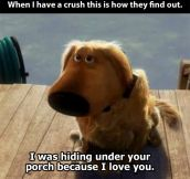 Every time I have a crush…