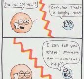 Electrons are terrible friends…