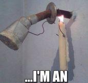 I've been called a problem solver…