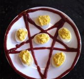 Deviled eggs done the right way…