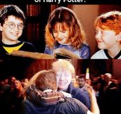 Harry Potters lovers, prepare to cry…