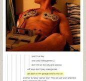 Gamer guys…