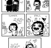 How I shop through the seasons…