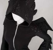 Toothless hoodie…