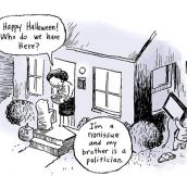 Yay, it's Halloween…