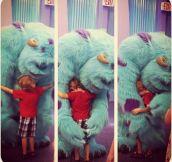The best of hugs…