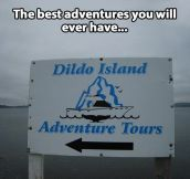 No other adventure can compare…
