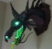 Creative lamp…