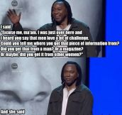 Men love a bit of a challenge…