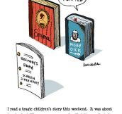 Tragic children's story…