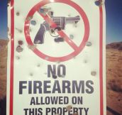 Only in Nevada…