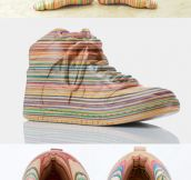 What to do with old skateboard decks…