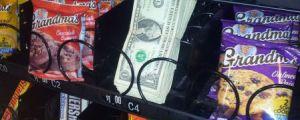 Vending machines just got a lot better…