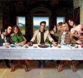 The Last Rock Supper
