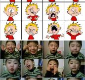 A Little Calvin
