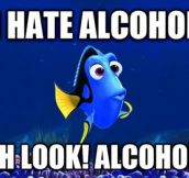 Every weekend… It's a vicious cycle