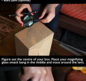 How to make your own smartphone projector