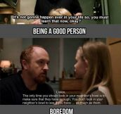 Parenting With Louis CK