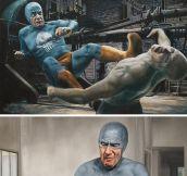 Aging Superhero…