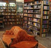 Barter Books, secondhand bookshop in England…