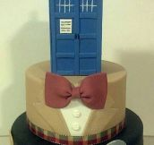 Doctor Who themed party…