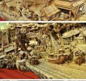 World's longest wooden masterpiece…