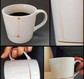 Clever mug design…