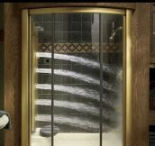 The greatest showers in the world…